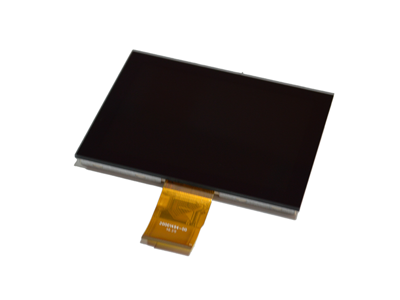 "5.0""TFT Module with 3.0mm COVER"